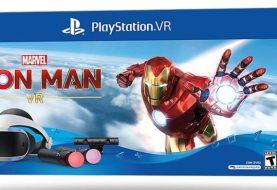 Marvel's Iron Man VR Bundle revealed