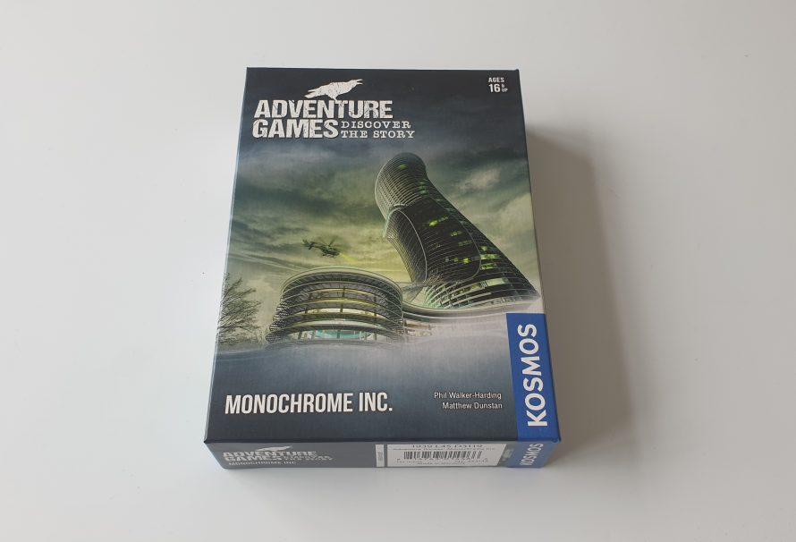 Adventure Games Monochrome Inc. Review