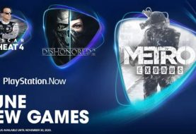 PlayStation Now gets NASCAR Heat 4, Dishonored 2, and Metro Exodus