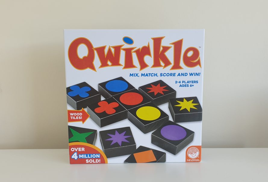 Qwirkle Review – Amazing Chunky Tiles!