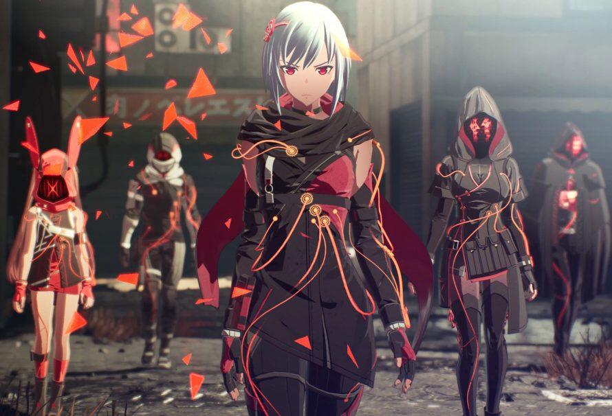 New Scarlet Nexus Trailer Released