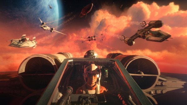 Star Wars: Squadrons officially announced; Launches October 2