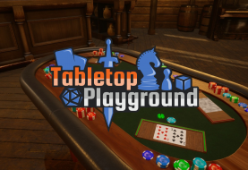 Tabletop Playground (PC) Preview