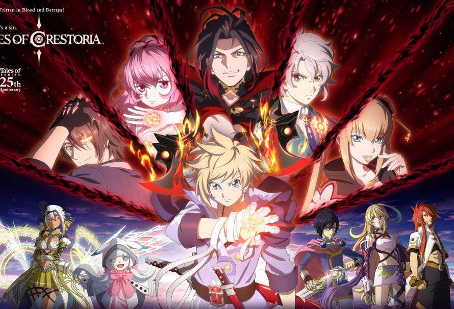 Tales of Crestoria delayed