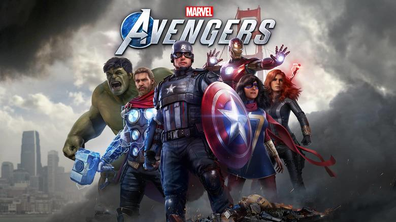 Marvel's Avengers To Be Released For PS5 And Xbox Series X
