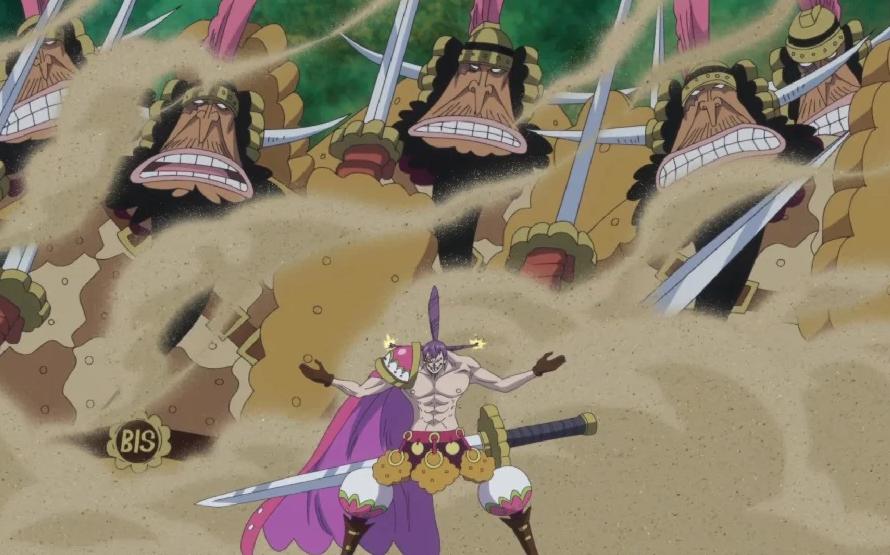 One Piece: Pirate Warriors 4 Adds Charlotte Cracker As DLC