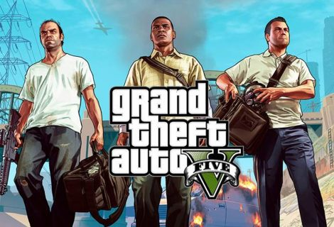 Grand Theft Auto V Coming to PS5; Grand Theft Auto Online Free at Launch for PS5