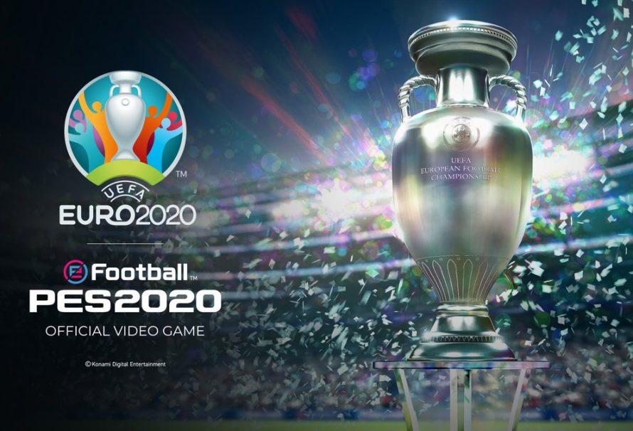 PES 2020 Receives Euro 2020 DLC Today