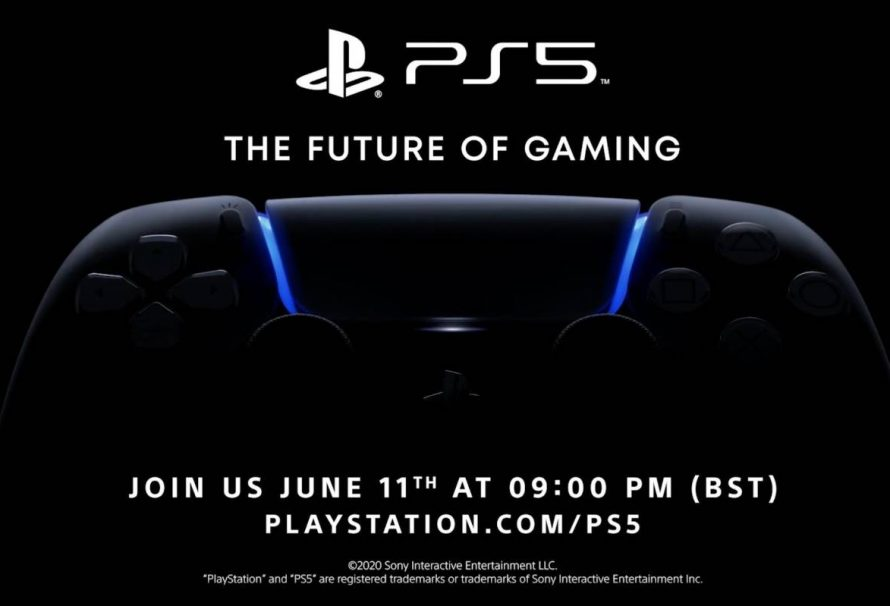 PS5 Reveal Event Rescheduled to June 11