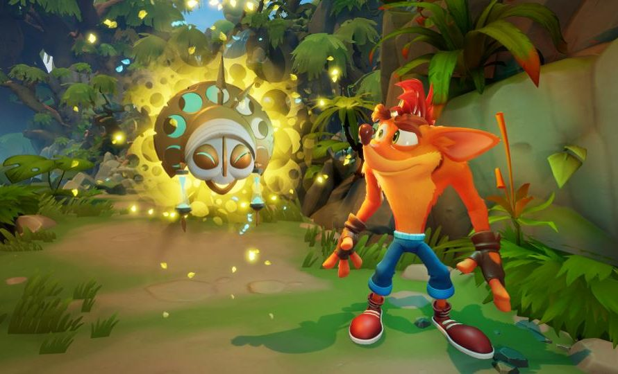 The ESRB Rates Crash Bandicoot 4: It's About Time