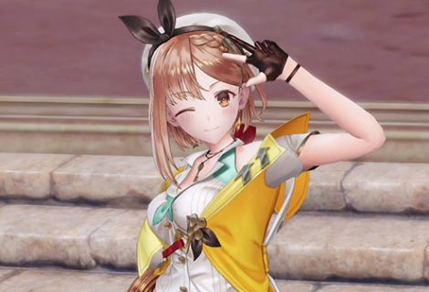 Atelier Ryza 2: Lost Legends and the Secret Fairy announced for Switch, PS4, and PC