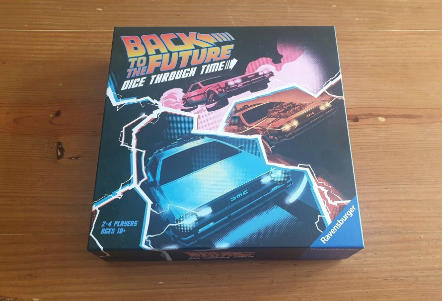 Back to the Future: Dice Through Time Review