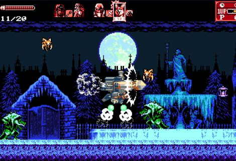 Bloodstained: Curse of the Moon 2 adds 'Boss Rush Mode' in an upcoming update