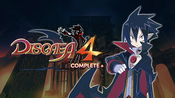 Disgaea 4 Complete+ coming to PC this Fall