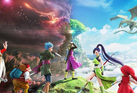 Dragon Quest XI S: Echoes of An Elusive Age - Definitive Edition coming to Xbox