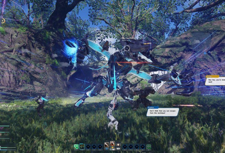 Phantasy Star Online 2: New Genesis Revealed