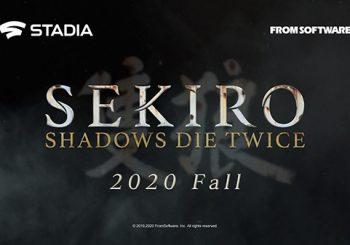 Sekiro: Shadows Die Twice coming to Stadia