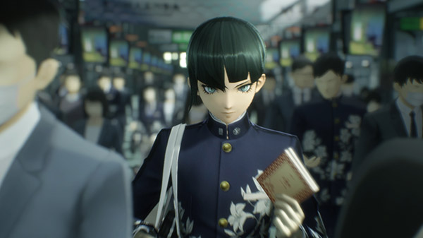 Shin Megami Tensei V launches in 2021 worldwide for Switch