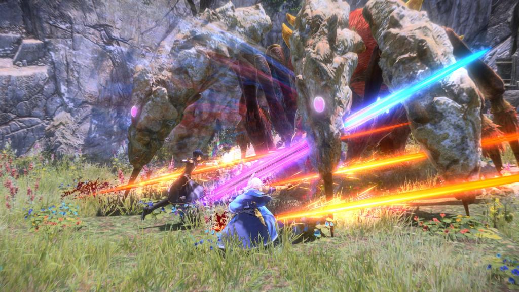 Sword Art Online: Alicization Lycoris 6