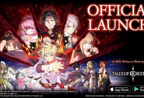Tales of Crestoria now available for smartphones
