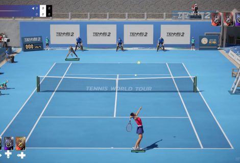Tennis World Tour 2 Serving Out This Year