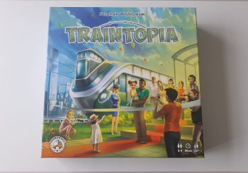 Traintopia Review - Time To Build Railroad Networks