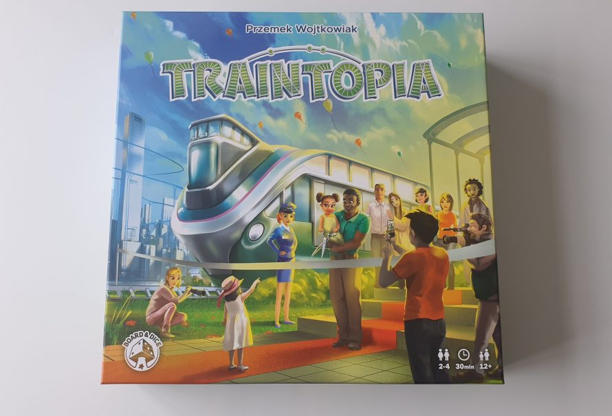 Traintopia Review – Time To Build Railroad Networks