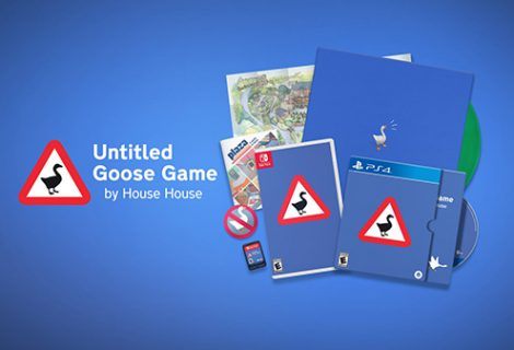Untitled Goose Game physical edition coming September 29