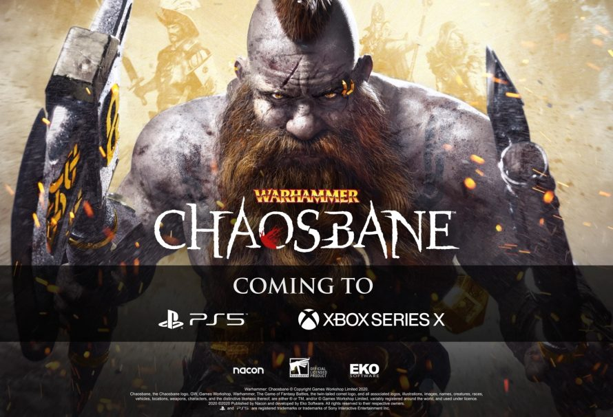 Warhammer: Chaosbane coming to Xbox Series X and PlayStation 5