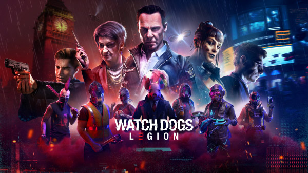 Watch Dogs: Legion launches October 29