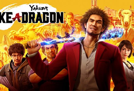 Yakuza: Like a Dragon coming to PS5 as well