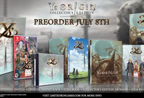 Ys Origin coming to Switch this year
