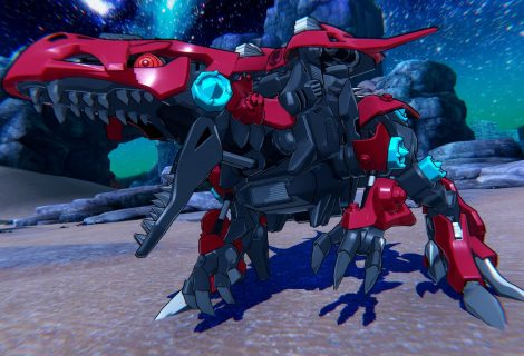 Zoids Wild: Blast Unleashed coming to North America on October 18