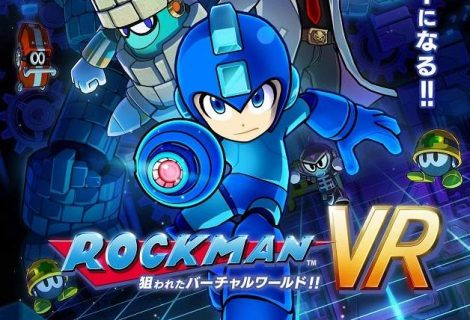 Mega Man VR: Targeted Virtual World!! Arcade Revealed