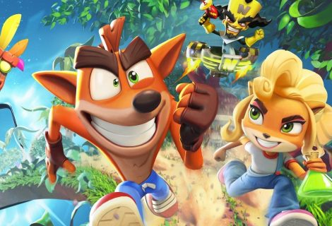 Crash Bandicoot: On the Run Announced