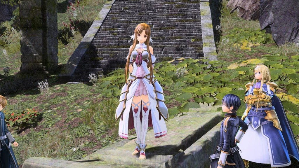 Sword Art Online: Alicization Lycoris 4