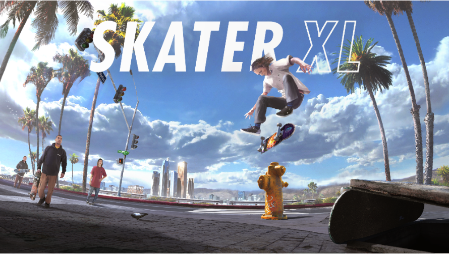 Skater XL To Get 3 Community Maps At Launch