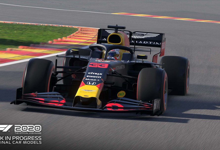 F1 2020 1.08 Update Patch Notes Drive Out