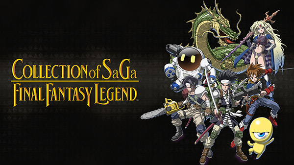 Collection of SaGa: Final Fantasy Legend announced for Nintendo Switch