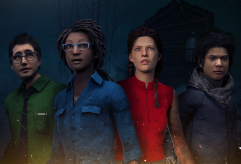 Dead by Daylight cross-play  features available now for all platforms