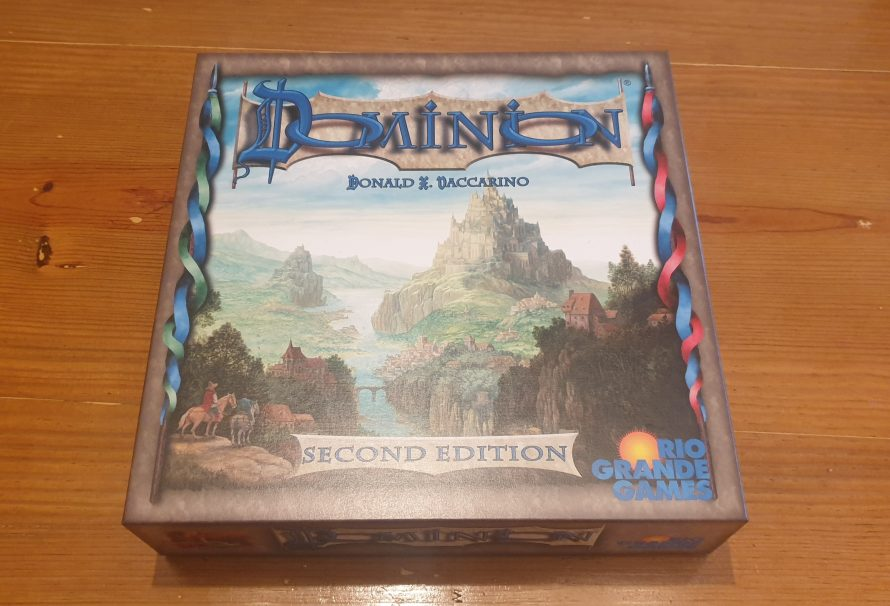 Dominion Review – The Original Deck Builder