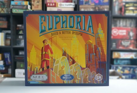 Euphoria: Build A Better Dystopia Review