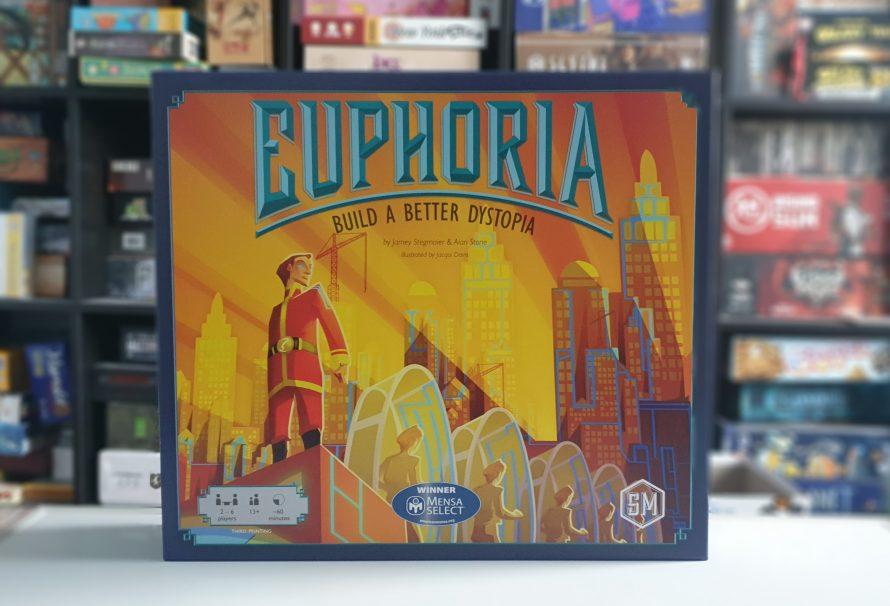 Euphoria: Build A Better Dystopia Review