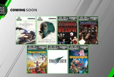Final Fantasy VII, Darksiders: Genesis and more coming to Xbox Game Pass this August
