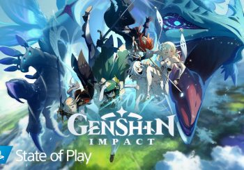 Genshin Impact for PS4 to Release on September 28