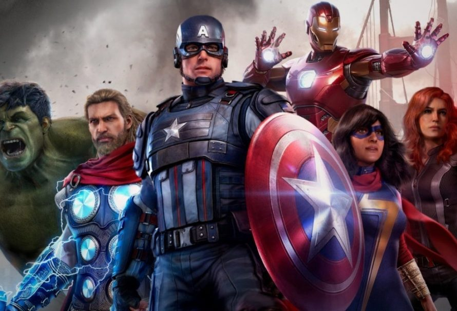 Marvel's Avengers launch trailer released