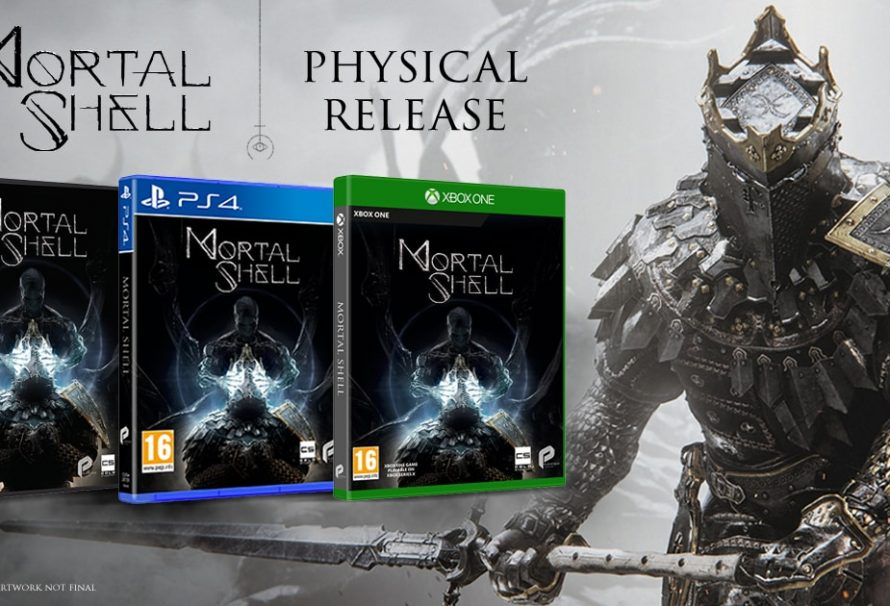 Mortal Shell Physical Release Confirmed
