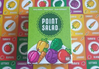 Point Salad Review - Fun Vegetables?!