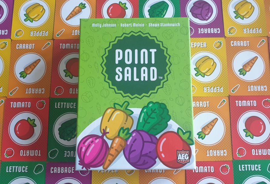 Point Salad Review – Fun Vegetables?!