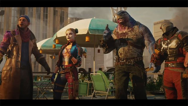 First Suicide Squad: Kill the Justice League Trailer Released